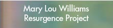Mary Lou Williams Resurgence Project